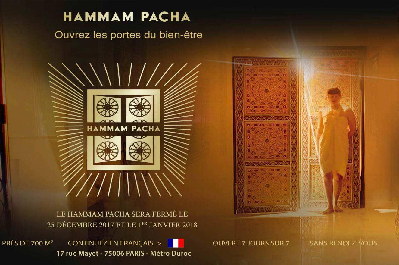 Portail hammam pacha ouvrez les portes du bien tre - Les portes du hammam vendargues ...